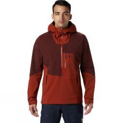 Mountain Hardwear Men's Exposure/2 GTX Paclite Stretch Pullover Rusted