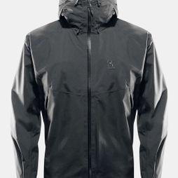 Haglofs Mens Virgo Jacket True Black