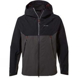 Craghoppers Men's Trelawney Jacket Black Pepper/Black