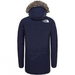 The North Face Mens McMurdo Parka Jacket Montague Blue