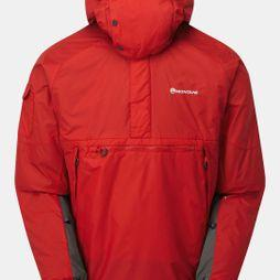 Montane Mens Extreme Smock Alpine Red