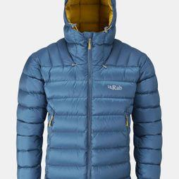 Rab Mens Electron Jacket Ink/Mimosa