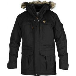 Fjallraven Mens Yupik Parka Black