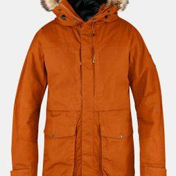 Fjallraven Mens Barents Parka Autumn Leaf