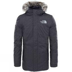 The North Face Men's Zaneck Jacket TNF DARK GREY HEATHER