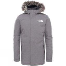 The North Face Mens Zaneck Jacket Tnf Medium Grey Heather