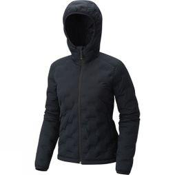 Mountain Hardwear Womens StretchDown DS Hooded Jacket Black