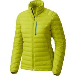 Mountain Hardwear Womens StretchDown Jacket Fresh Bud