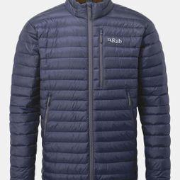 Rab Mens Microlight Jacket Deep ink / Footprint