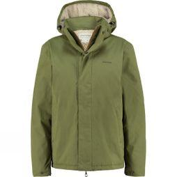 Ayacucho Mens Noorvik Jacket Light Pesto
