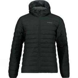 Ayacucho Mens Himalaya Down Hooded Jacket Black