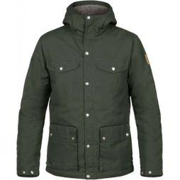 Fjallraven Mens Greenland WinterJacket Deep Forest