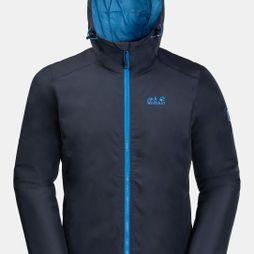 Jack Wolfskin Mens Chilly Morning Jacket Night Blue AW19