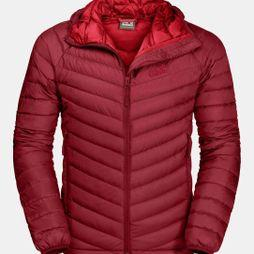 Jack Wolfskin Atmosphere Jacket Dark Lacquer Red