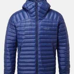 Rab Mens Microlight Summit Jacket 2018 Celestial