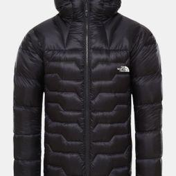 The North Face Men's Impendor Down Hoodie Weathered Black/Tnf Black