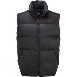 The North Face Mens Nuptse III Vest TNF Black
