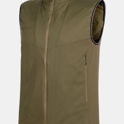 Mammut Mens Rime Light In Flex Vest  Olive