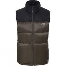 The North Face Men's Nevero Down Gilet New Taupe Green/TNF Black