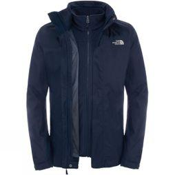 The North Face Men's Evolve II Triclimate Jacket Urban navy