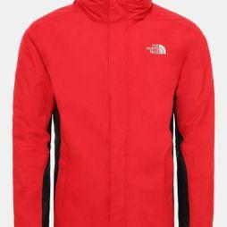 The North Face Mens Evolve II Triclimate Jacket Acrylic Orange