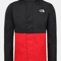 The North Face Mens Kabru Triclimate Tnf Red/Cardinal Red