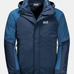 Jack Wolfskin Steting Peak 3-in-1 Jacket Dark Indigo