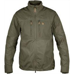 Fjallraven Mens Abisko Shade Jacket Laurel Green