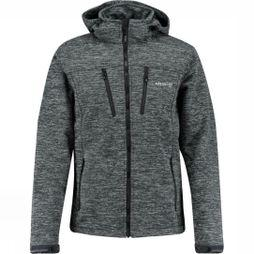 Mens Frost Softshell Hooded Jacket