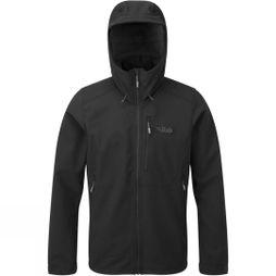 Rab Mens Salvo Jacket Anthracite/Granite