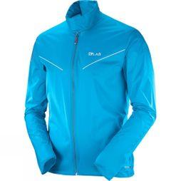 Salomon Mens S-Lab Light Jacket Transcend Blue