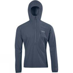 Rab Mens Borealis Pull-On Top Steel