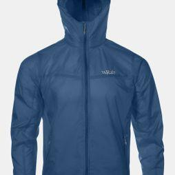 Rab Mens Vital Windshell Hoody Ink