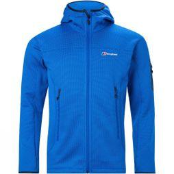 Berghaus Mens Pravitale 2.0 Hooded Jacket Adriatic/Lapis Blue