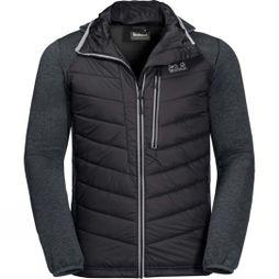 Jack Wolfskin Mens Skyland Crossing Fleece Black