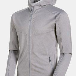 Mammut Mens Nair ML Hooded Jacket Highway Mélange