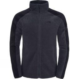 Mens Glacier Delta Full Zip Fleece