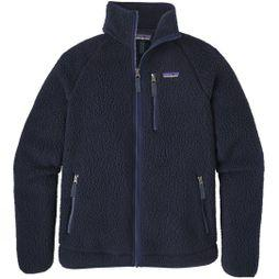 Mens Retro Pile Jacket