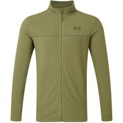 Mens Tokee Full Zip Fleece