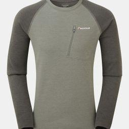 Montane Mens Viper Pullover Shadow