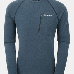 Montane Mens Viper Pullover Narwhal Blue