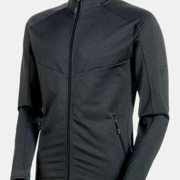 Mammut Mens Nair ML Jacket Black Mélange
