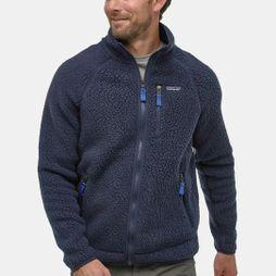 Patagonia Men's Retro Pile Jacket Neo Navy