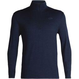 Mens Original Long Sleeve Half Zip