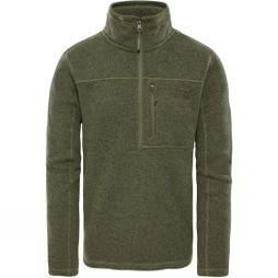 The North Face Gordn Lyons 1/4 Zip Four Leaf Clover Heather