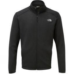 The North Face Mens Purna Fleece  TNF Black