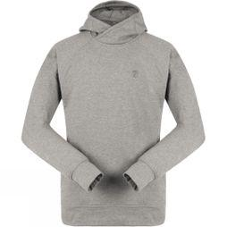 Fjallraven Mens High Coast Hoodie Grey
