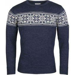 Ayacucho Mens Knight Sweater Navy