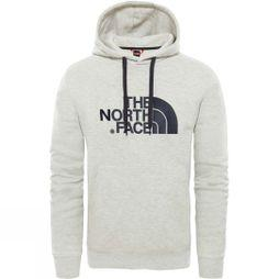 The North Face Mens Drew Peak Pullover Hoodie Wild Oat Heather