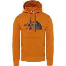 The North Face Mens Light Drew Peak Pullover Hoodie Citrine Yellow